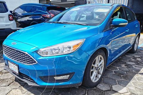 Ford Focus SE Aut usado (2015) color Azul precio $150,000