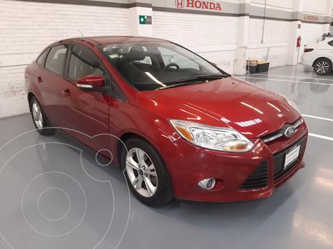 Ford Focus SE Aut usado (2013) color Rojo precio $133,000