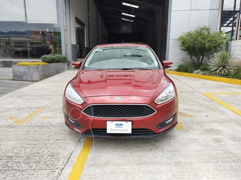 Ford Focus SE usado (2017) color Rojo precio $239,000
