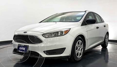 Ford Focus S usado (2015) color Blanco precio $182,999