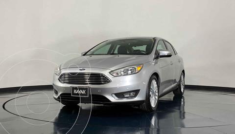 Ford Focus Titanium Aut usado (2016) color Plata precio $232,999