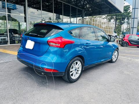 Ford Focus SE usado (2017) color Azul precio $235,000