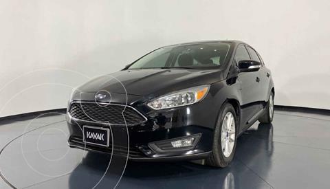 Ford Focus SE Aut usado (2018) color Negro precio $224,999