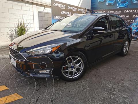 Ford Focus SE Luxury Aut usado (2016) color Negro precio $184,000
