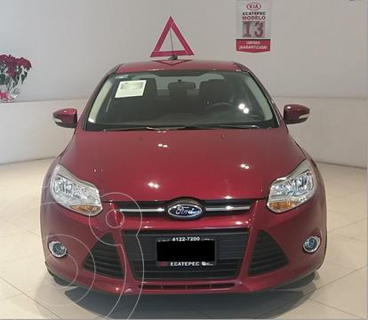 Ford Focus SE Plus Aut usado (2013) color Rojo precio $119,000