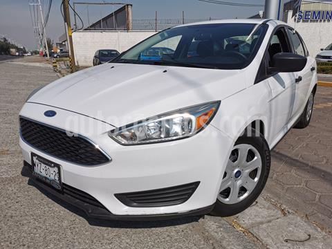 Ford Focus S Aut usado (2016) color Blanco Oxford precio $170,000