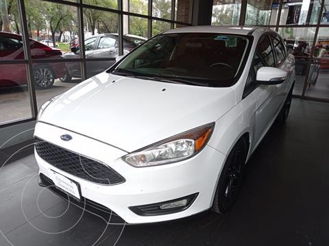 Ford Focus SE Aut usado (2016) color Blanco Nieve precio $175,000