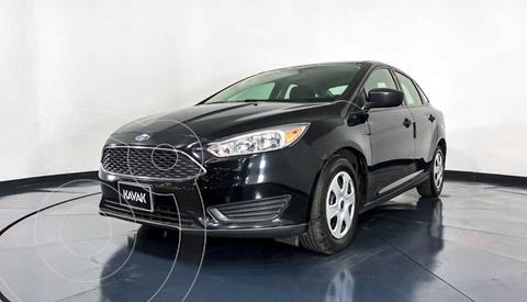 Ford Focus S Aut usado (2015) color Negro precio $154,999