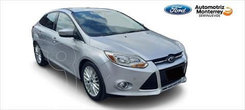 Ford Focus 4P SEL PLUS AUT usado (2012) color Plata precio $139,900