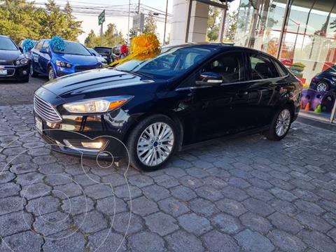Ford Focus Titanium Aut usado (2016) color Negro precio $220,000