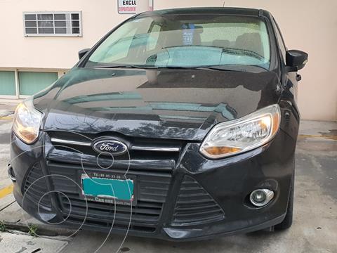 Ford Focus SE Plus Aut usado (2013) color Negro precio $130,000