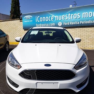 Ford Focus SE Aut usado (2017) color Blanco precio $249,000