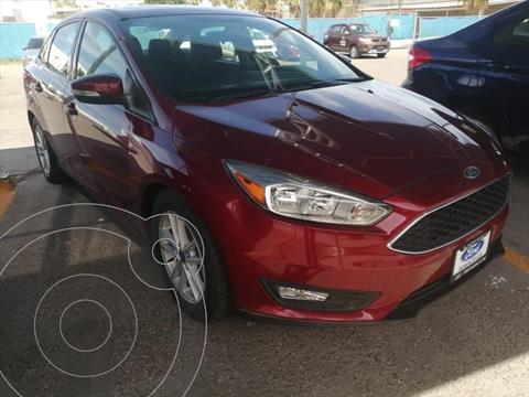 Ford Focus SE Aut usado (2017) color Rojo precio $238,000