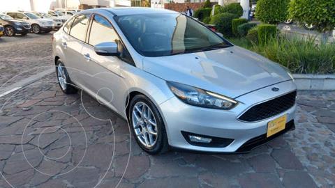 Ford Focus SE Aut usado (2016) color Plata precio $185,000