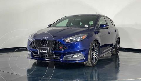 Ford Focus Version usado (2016) color Azul precio $337,999