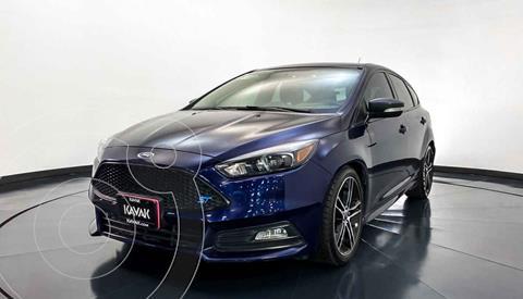 Ford Focus S usado (2015) color Azul precio $317,999