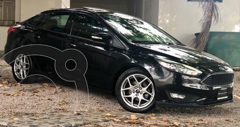 Ford Focus SE Appearance Aut usado (2015) color Negro precio $189,000