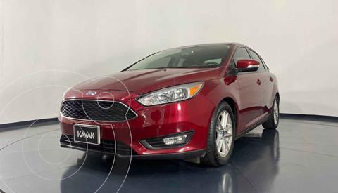 Ford Focus SE Aut usado (2015) color Rojo precio $167,999