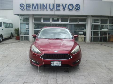 Ford Focus SE usado (2016) color Rojo precio $190,000