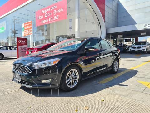 Ford Focus SE Aut usado (2016) color Negro precio $179,000