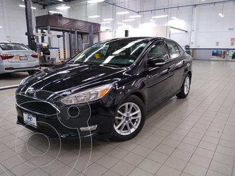 Ford Focus SE Aut usado (2015) color Negro precio $175,000
