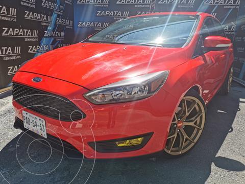 Ford Focus SE Aut usado (2016) color Rojo Racing precio $210,000