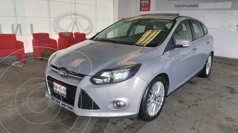 Ford Focus Trend Sport Aut usado (2014) color Plata Dorado precio $125,000