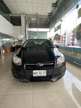 Ford Focus Ambiente usado (2014) color Negro precio $135,000