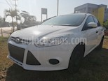 Foto venta Auto usado Ford Focus S 4-ptas AT (2014) color Blanco Nieve precio $135,000