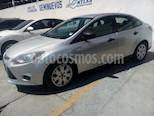 Foto venta Auto usado Ford Focus S 4-ptas AT (2013) color Plata precio $120,000