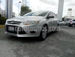 Foto venta Auto usado Ford Focus S Aut (2013) color Plata precio $133,000