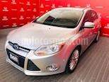 Foto venta Auto usado Ford Focus S Aut (2012) color Plata precio $174,000