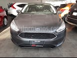 Foto venta Auto Seminuevo Ford Focus S (2016) color Gris Oscuro precio $179,000