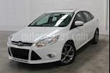Foto venta Auto usado Ford Focus SE Aut (2013) color Blanco precio $135,000