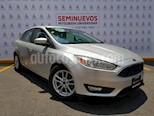 Foto venta Auto usado Ford Focus SE Aut (2016) color Plata Estelar precio $203,000
