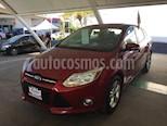 Foto venta Auto Seminuevo Ford Focus SE Aut (2013) color Rojo precio $158,000