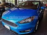 Foto venta Auto usado Ford Focus SE Luxury Aut (2016) color Azul Brillante precio $195,000