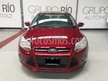 Foto venta Auto usado Ford Focus SE (2013) color Rojo precio $139,000