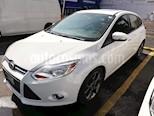 Foto venta Auto usado Ford Focus Sport Aut (2014) color Blanco Nieve precio $165,000