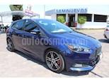 Foto venta Auto usado Ford Focus ST 5-ptas MT (2016) color Azul Cosmos precio $370,000