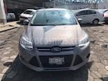 Foto venta Auto usado Ford Focus TREND 4-ptas color Plata precio $154,500
