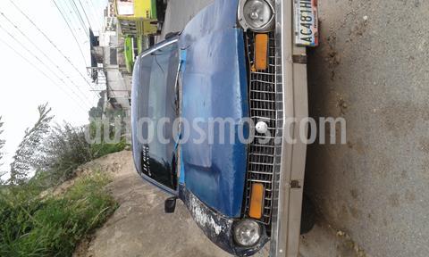Ford ford maverick maverick usado (1977) color Azul precio BoF6.002.005