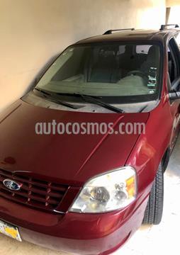 Ford Freestar LX usado (2006) color Rojo precio $75,000