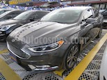 Foto venta Carro usado Ford Fusion 2.0L Titanium Plus (2018) color Gris precio $81.900.000