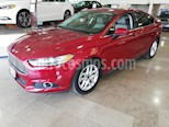 Foto venta Auto usado Ford Fusion 2.5 S I4 AT (2015) color Rojo precio $199,900