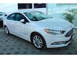 Foto venta Auto usado Ford Fusion 2.5 SE I4 AT (2017) color Blanco precio $290,000