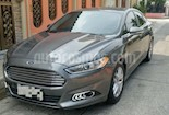 Foto venta Auto usado Ford Fusion 2.5L SE Aut (2014) color Gris precio u$s22.500