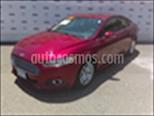 Foto venta Auto usado Ford Fusion 4P SE L4 2.5 AUT (2015) color Rojo precio $199,000