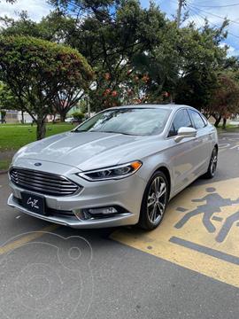 Ford Fusion 2.0L Titanium Plus usado (2017) color Plata Puro precio $75.000.000