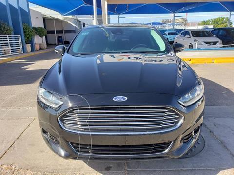 Ford Fusion Titanium Plus usado (2016) color Negro precio $230,000